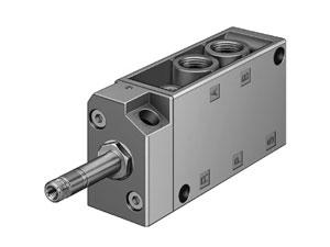 Sinônimo de inovação na automação de processos e manufatura, Melo é distribuidor autorizado da Festo - seu catálogo contém diversos produtos como MFH-5-1/4 e outros. Conheça as melhores soluções da Festo para automação de indústrias.
