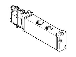 Sinônimo de inovação na automação de processos, Melo é distribuidor autorizado da Festo - seu catálogo contém produtos como Válvula Solenóide Direcional VUVG-S18-M52-RZT-G14-1T1L e outros. Encontre aqui soluções da Festo para automação de indústrias.