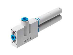 Sinônimo de inovação na automação de processos, Melo é distribuidor autorizado da Festo - seu catálogo contém produtos como Geradora de Vácuo VN-30-H-T6-PQ4-VQ5-RO2 . Encontre aqui soluções da Festo para automação de indústrias.