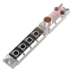 Integração da tecnologia de acionamento robusta e abrangente. Módulos de rede para Ethernet/IP BNI EIP-507-005-Z040 - Balluff - Compatível Rockwell.Completa linha de Sensores indústriais. Estoque local. 25 anos em Automação indústrial.