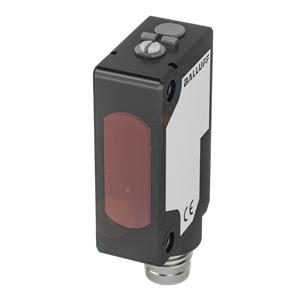 Sensor ótico difuso com supressão de fundo BOS 18KF-PA-1PE-S4-C - Balluff. Detecção confiável independentemente de superfície, cor ou material.Completa linha de Sensores industriais. Estoque local. 25 anos em Automação industrial. Distribuidor Balluff
